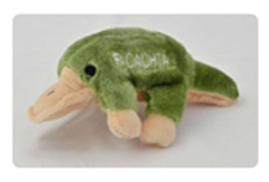 Facahta Platypus Kosher Doggy Toy!