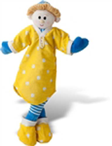 Hanukkah Helper Yellow Jammies
