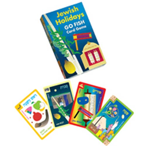 Jewish Holidays Card Games
