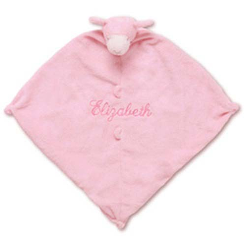 Personalized Lamb Blankies