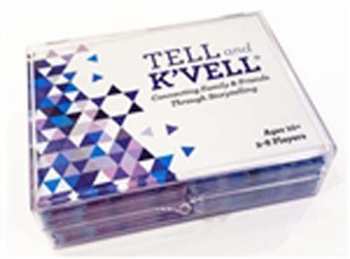 Tell and Kvell, a game to connect family and friends through storytelling