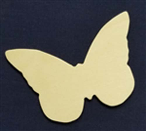 Wooden Butterfly Cut Out for Crafts
