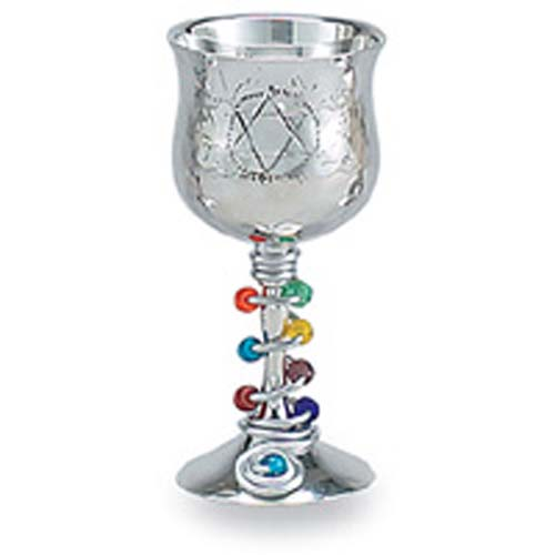 Sabbath Crafted Kiddush Cup by Jillery