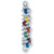 Beaded Mezuzah
