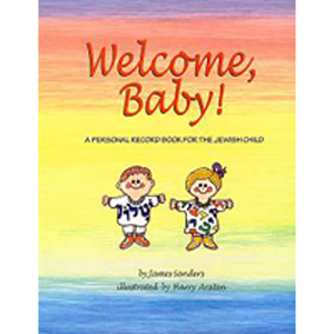 Welcome Baby! Baby Book