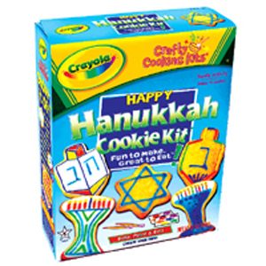Hanukkah Cookie Kit