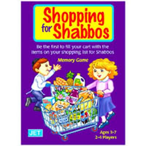 Shopping for Shabbos Memory Game