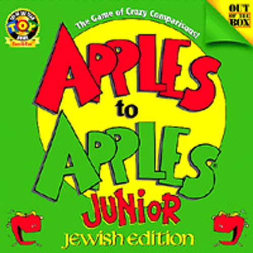 Apples to Apples Jr - Jewish Edition