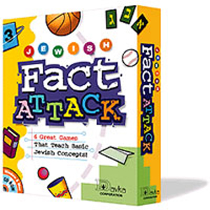 Jewish Fact Attack (CD-ROM)
