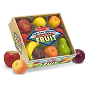 Melissa and Doug - Plastic Fruit