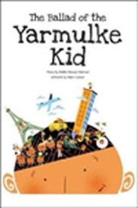 The Ballad of the Yarmulke Kid  CD & Book