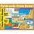 Postcards from Israel Floor Puzzle