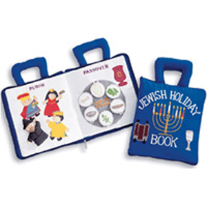 Pockets of Learning Jewish Holiday Book