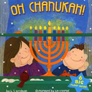 Oh Chanukah! Lift the Flap Board  Book