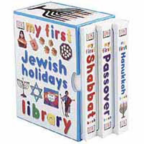 My First Jewish Holidays