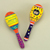 Purim Wood Maracas
