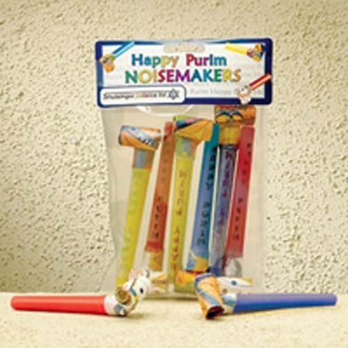 Purim Party Horns Noisemakers