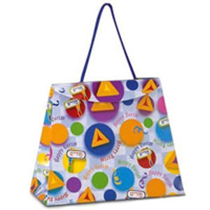 Large Purim Gift Bag