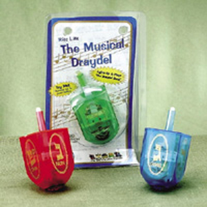 The Musical Dreidel
