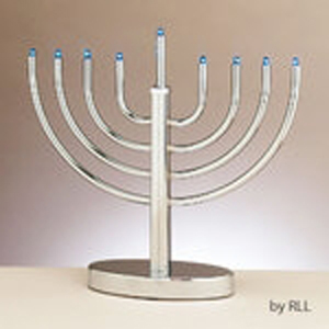 Low Voltage Electric Menorah
