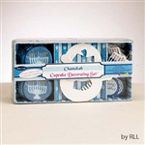 Chanukah Cupcake Decorating Set
