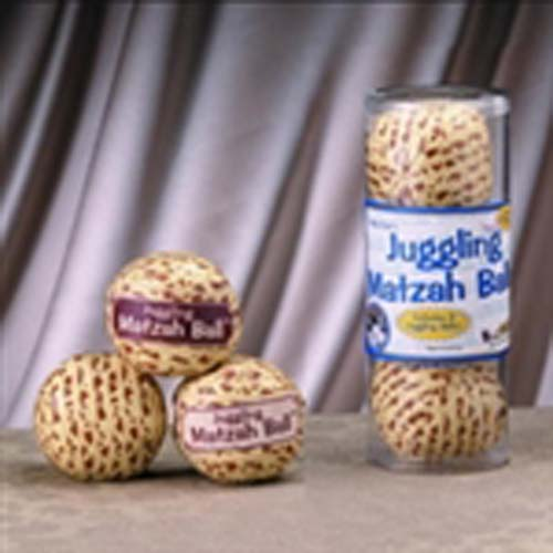 Juggling Matzah Balls, Package of 3