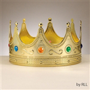 "Jeweled Crown (8"")"