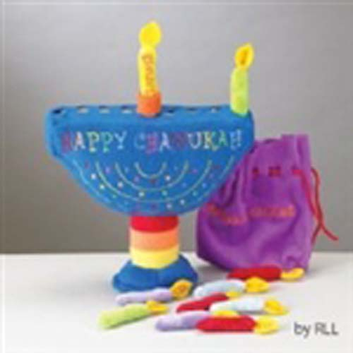 Plush Chanukah Set