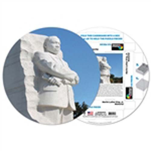 Martin Luther King Puzzle-in-the-Round