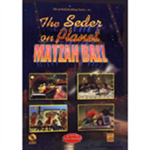 Seder on Planet Matzah Ball