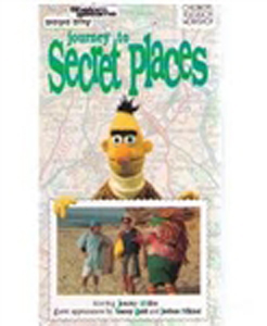 Shalom Sesame: Journey to Secret Places (VHS)