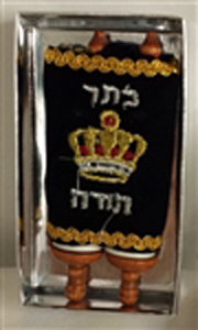 Pocket-sized Mini Torah