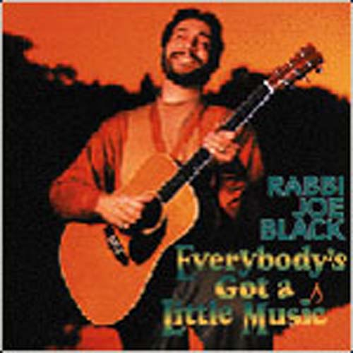 Rabbi Joe Black - Everybody's Got a Little Music (CD)