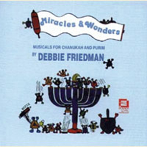 Debbie Friedman - Miracles & Wonders (CD)