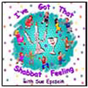 Sue Epstein - I've Got That Shabbat Feeling (CD)