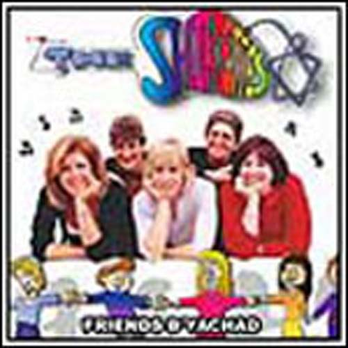 Shirettes - Friends B'Yachad (CD)