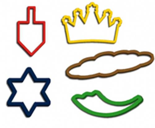 Jewish Silly Bands