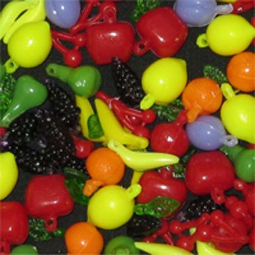 Fruit Beads for Crafts