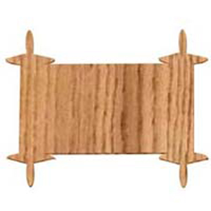 Wood Torah Craft