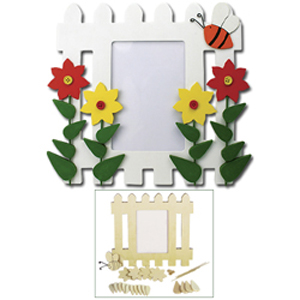 Garden Picture Frame Craft