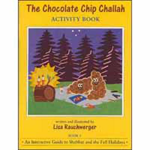 Chocolate Chip Challah Activity Book 1