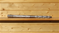 "18"" RXA .308 DIAMOND FLUTED THREADED BULL BARREL; SS 1:10 TWIST"