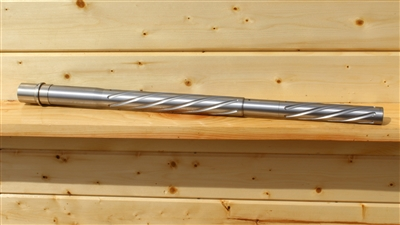 "20"" RXA .308 SPIRAL FLUTED BULL BARREL; SS 1:10 TWIST"