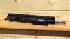 "7.5"" RXA .300 BLACKOUT SHORT RAIL UPPER; SS 1:7 HBAR"
