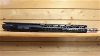 "16"" RXA .308 SLIM KEYMOD UPPER; SS 1:10 STRAIGHT FLUTED HBAR"