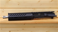 "LEFT HAND 7.5"" RXA .223 WYLDE MOD RAIL UPPER; SS 1:7 LIGHT"