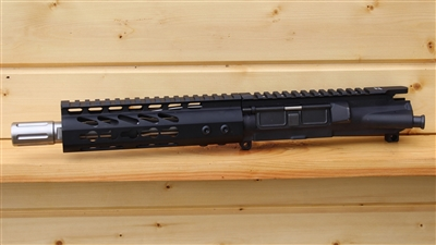 "LEFT HAND 7.5"" RXA .223 WYLDE SLIM KEYMOD UPPER; SS 1:7 LIGHT"