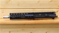 "LEFT HAND 7.5"" RXA .223 WYLDE SLIM M-LOK UPPER; SS 1:7 LIGHT"