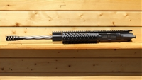 "LEFT HAND 16"" RXA 5.56 NATO TACTICAL UPPER; SS 1:8 BLACK SPIRAL FLUTED HBAR"