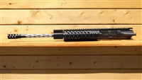 "LEFT HAND 16"" RXA 5.56 NATO TACTICAL UPPER; SS 1:8 BLACK DIAMOND FLUTED HBAR"